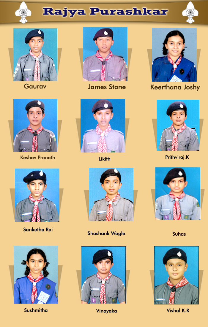 passed in rajya puraskar examination of scouts and guides rh vems vivekanandaedu org India Bharat Scouts And Guides Dress Guide and Scout